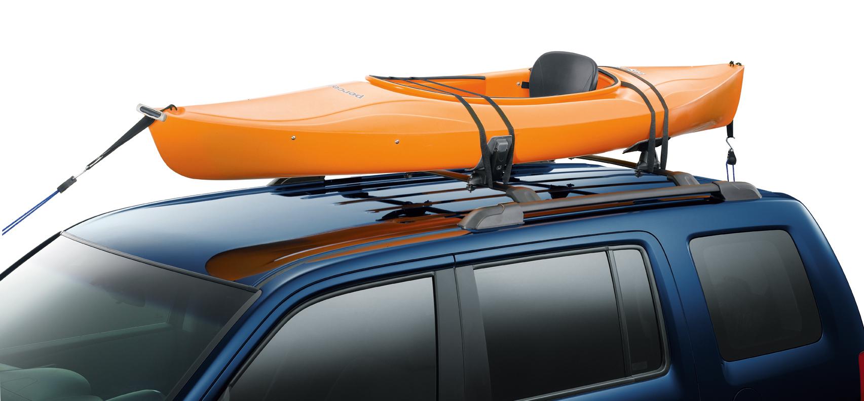 kayak attachment pilot