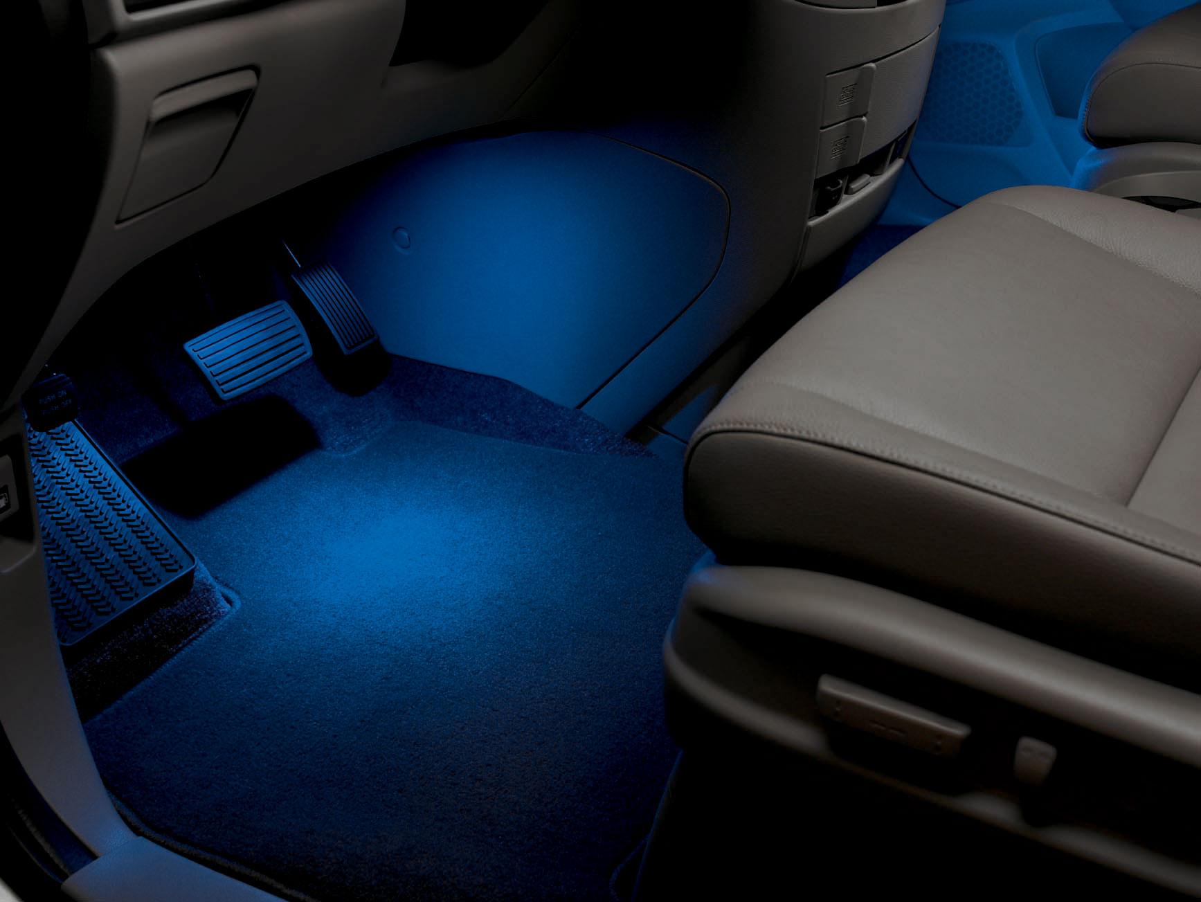 Interior Illumination Odyssey 08e10 Tk8 100