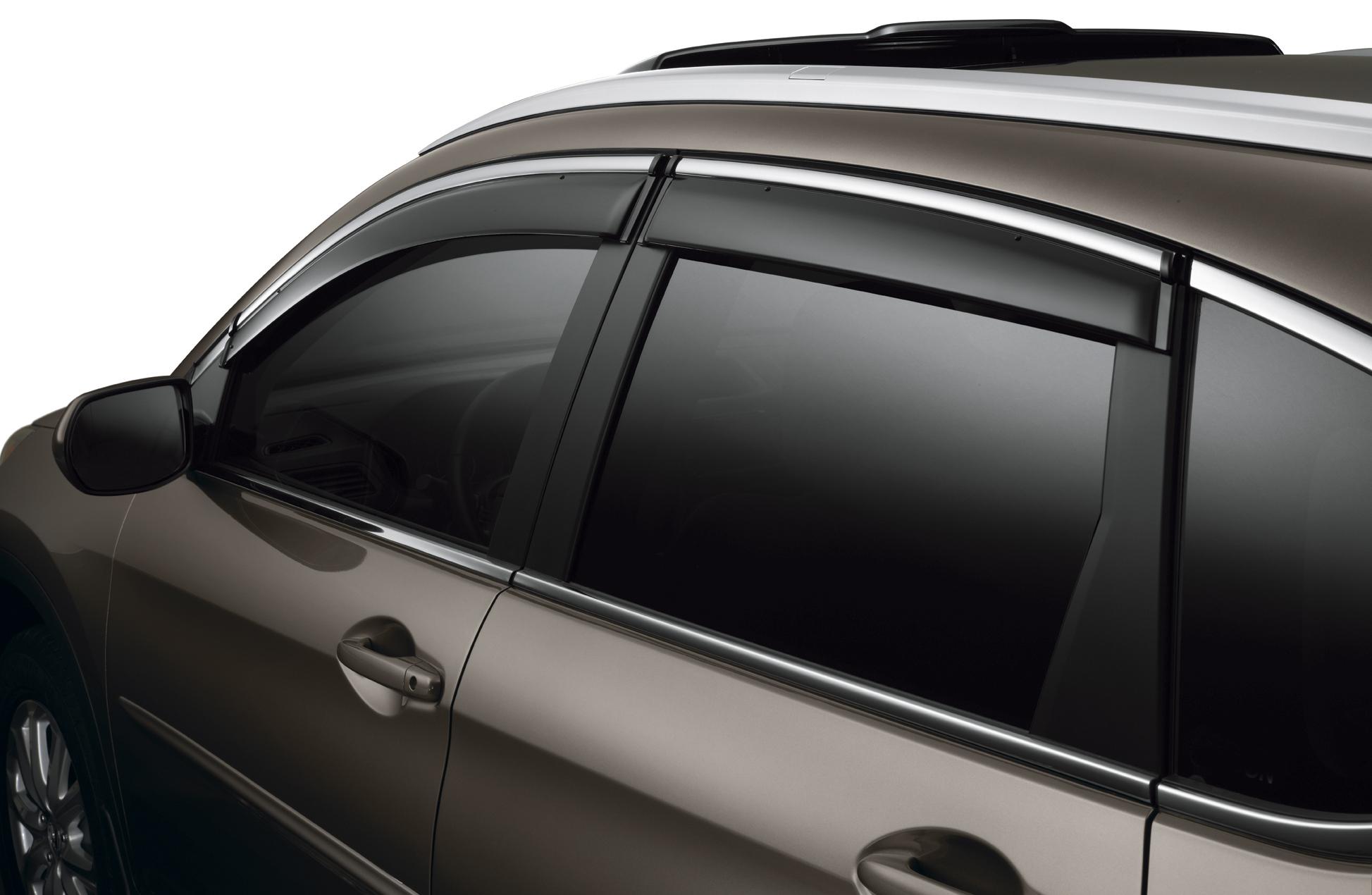 Door visors for 2001 honda civic rear window visor