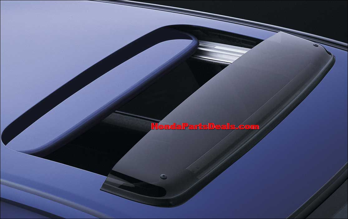 Moonroof Visor Civic 103 53