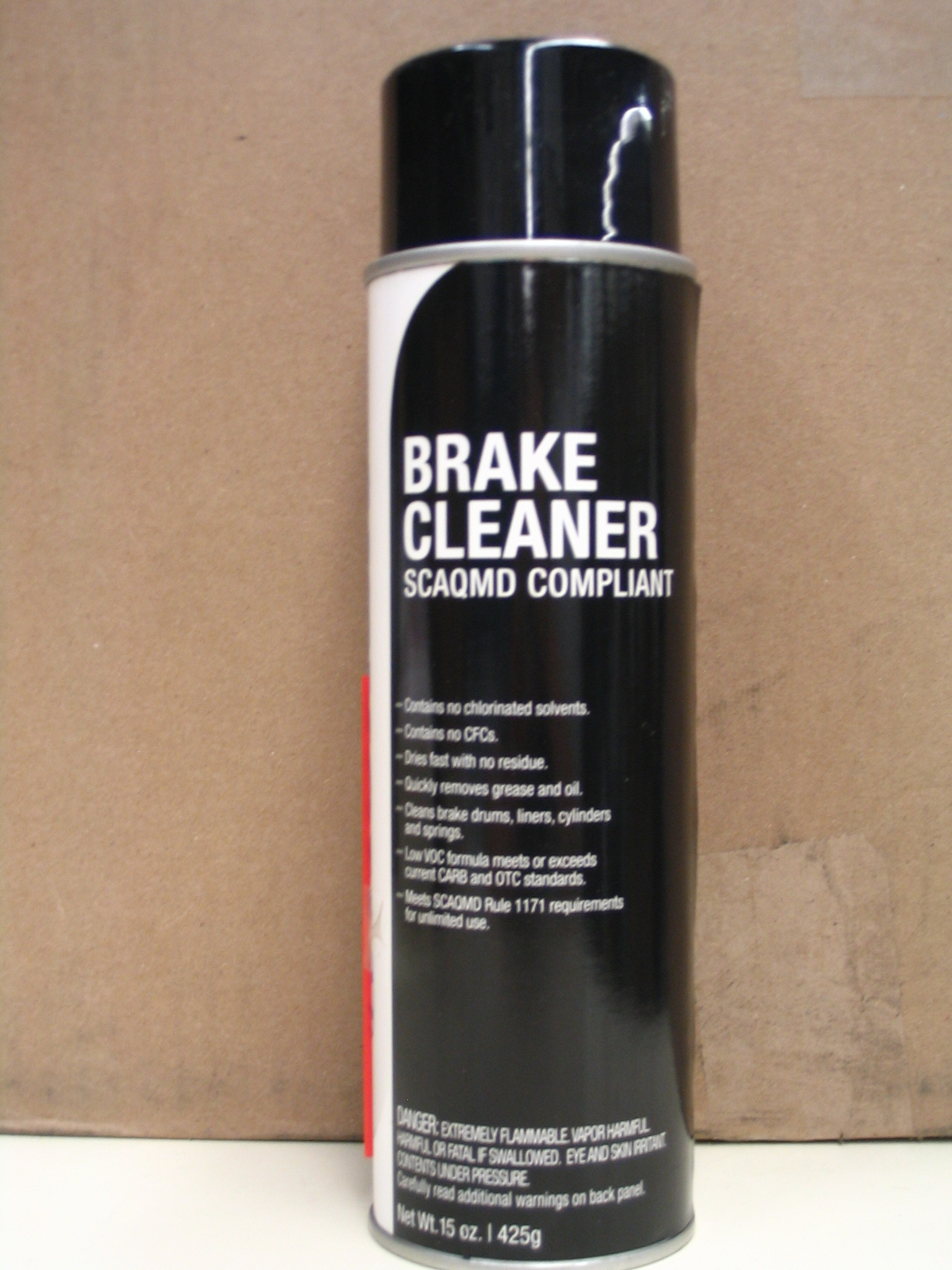 Low Brake Fluid >> Brake Cleaner 08700-9201 - $4.28