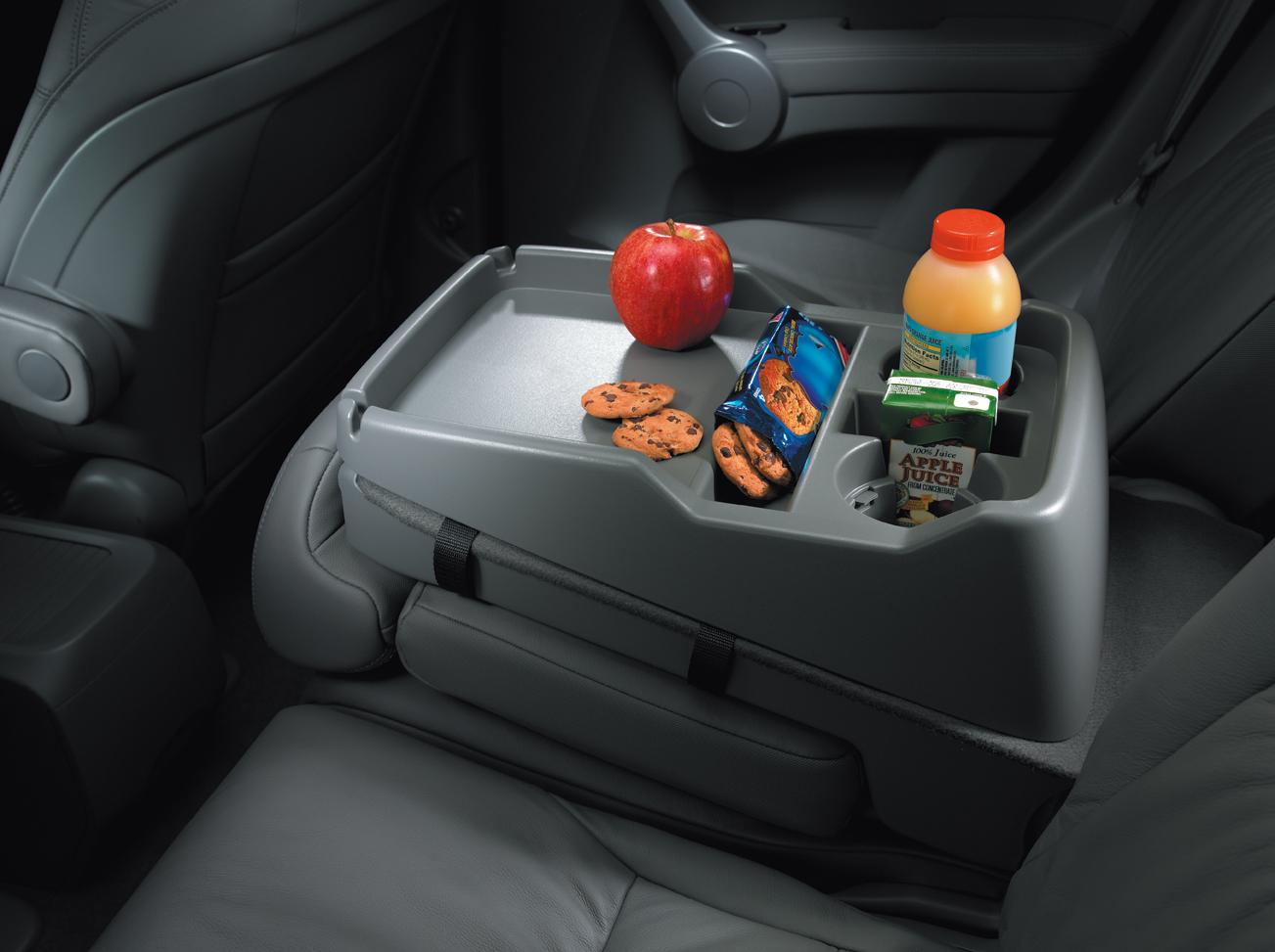 rear armrest tray crv