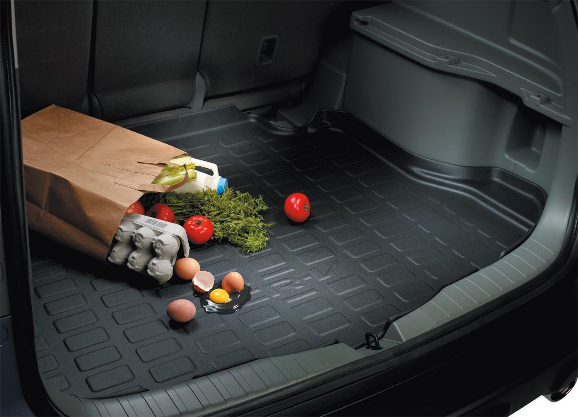 cargo tray crv. Black Bedroom Furniture Sets. Home Design Ideas