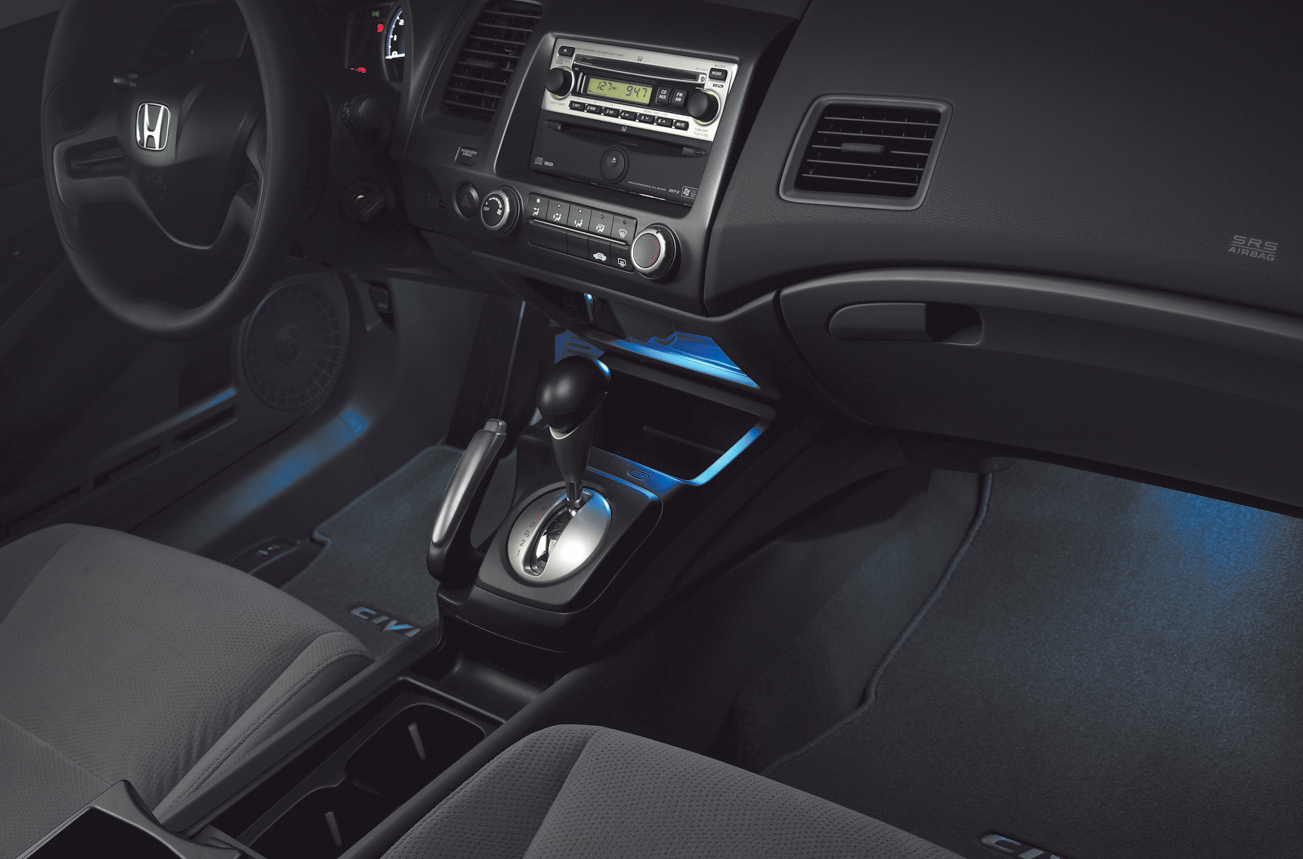 Interior Illumination Civic Sedan 83 30