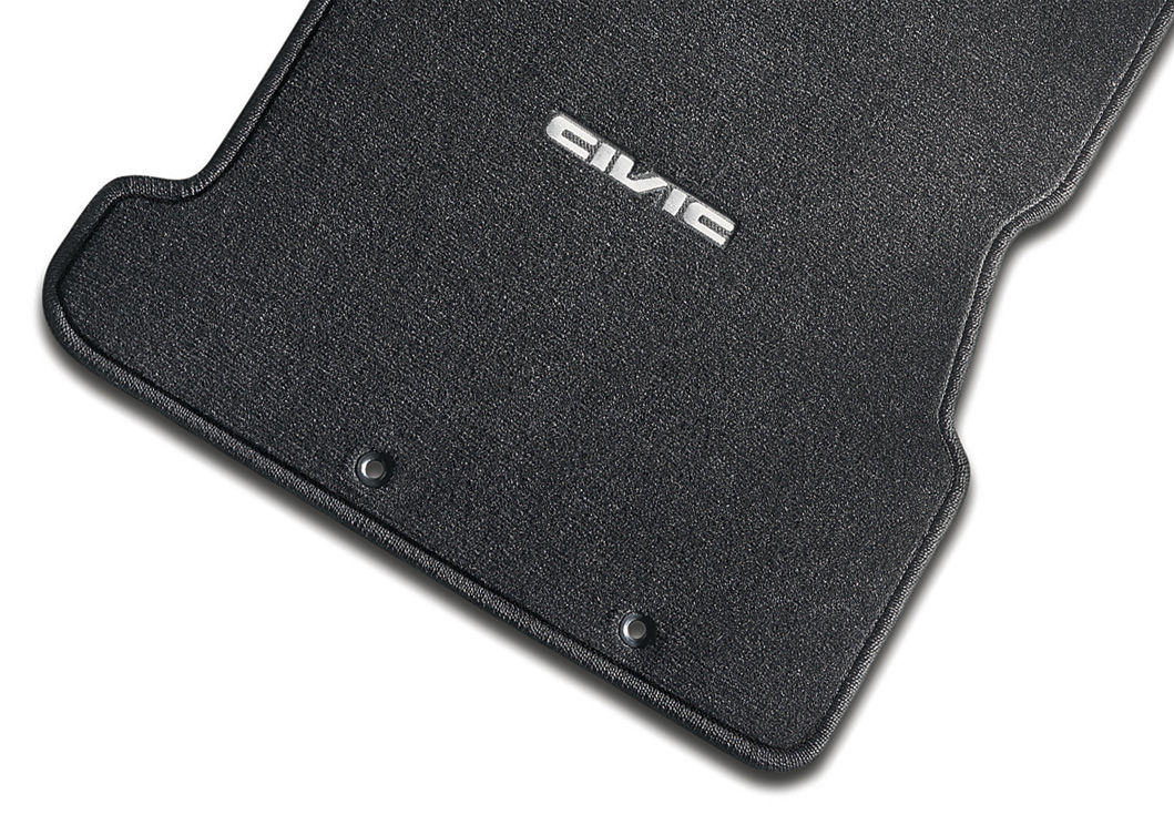 Floor Mats Civic Sedan Honda Accessory 67 26