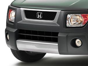 Fog Lights Element Honda Accessory 252 15