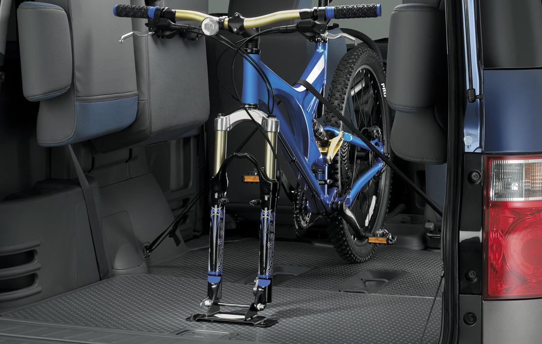 Interior Bike Attachment Element Honda Accessory 109 48