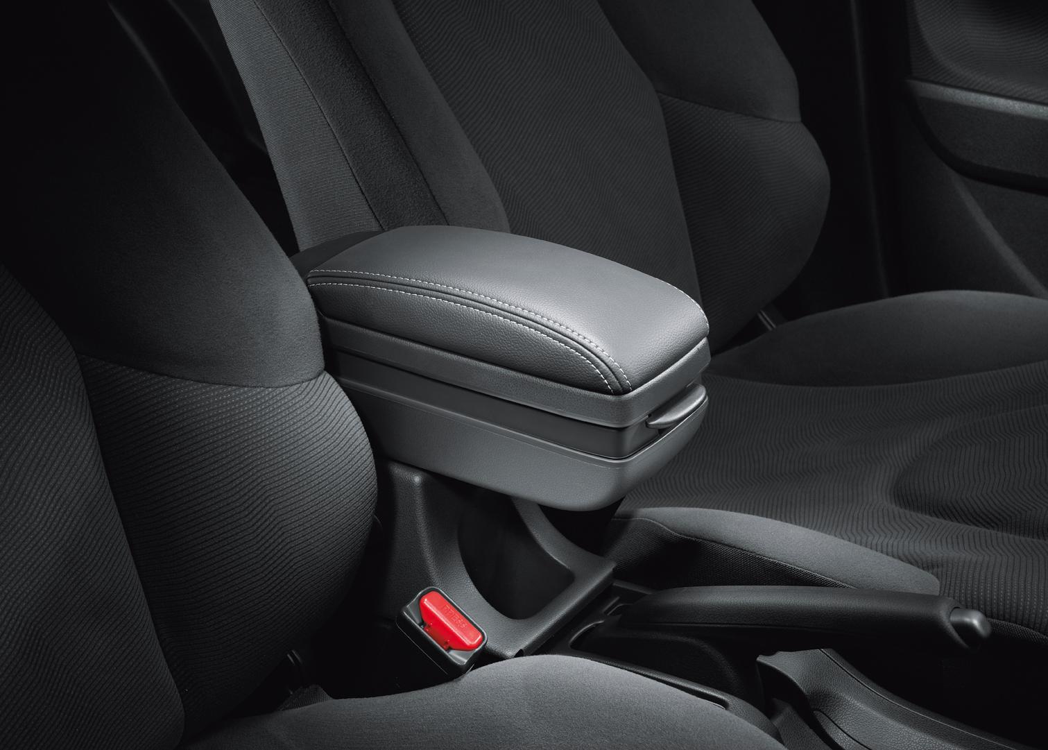 Center Armrest With Storage Honda Fit 08u89 Tk6 112 177 61