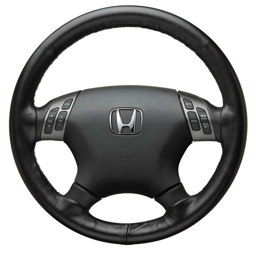 Leather Steering Wheel Odyssey 54 74