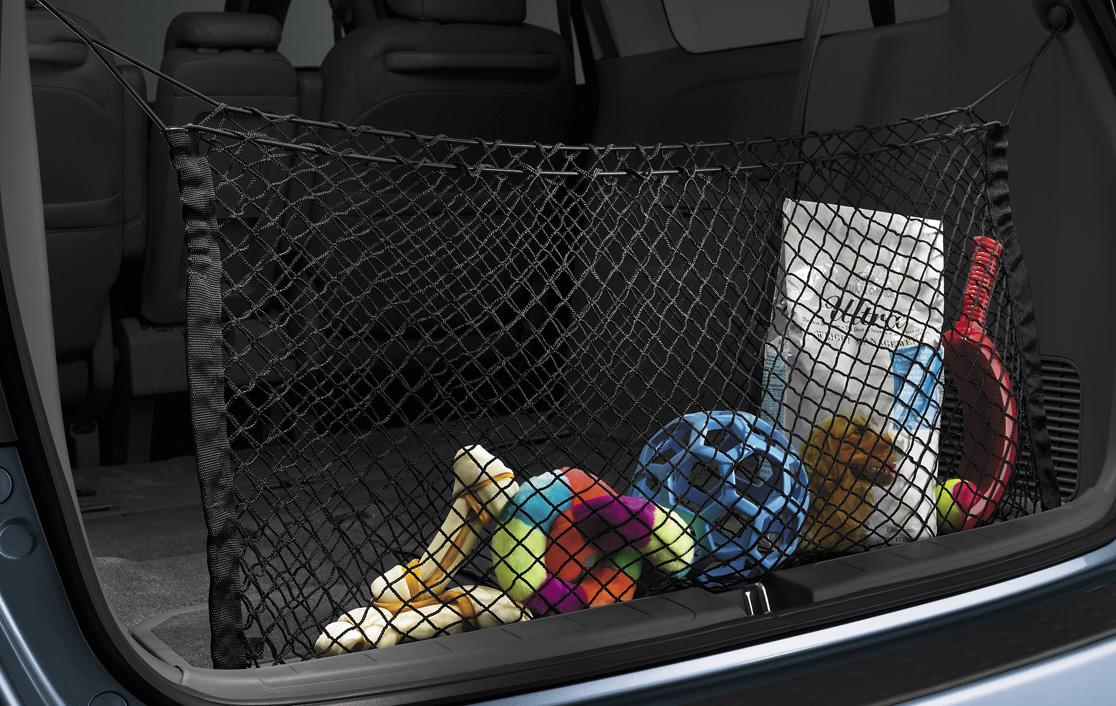 cargo net 2005 2008 odyssey honda accessory. Black Bedroom Furniture Sets. Home Design Ideas