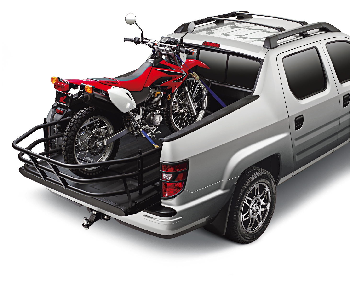 Motorcycle Bed Extender - $282.03