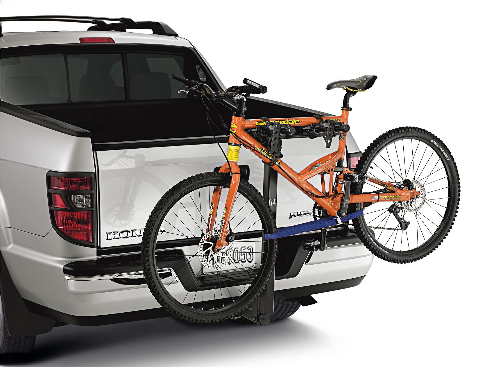 Bike Attachment Hitch Mount Ridgeline 176 12