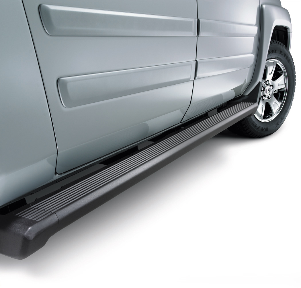 2017 Honda Ridgeline Body Side Molding Modern Steel 2017
