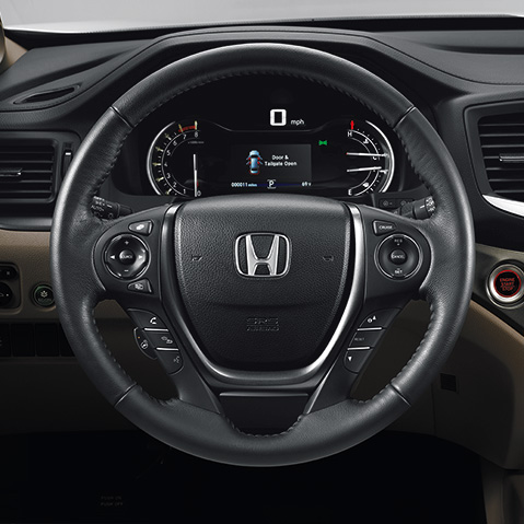 Heated Steering Wheel - $357.00