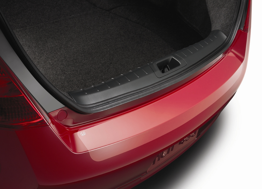 Rear Bumper Protector Accord Coupe 51 17