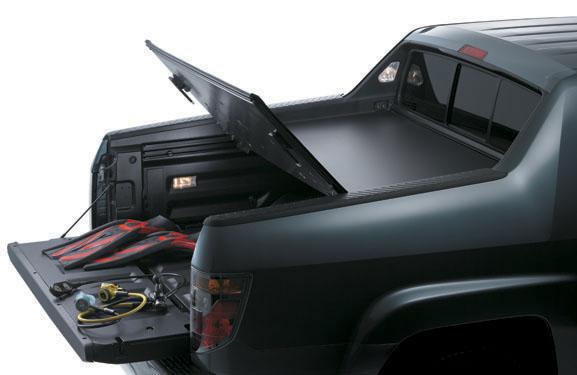 Tonneau Cover Ridgeline Honda Accessory 1 212 61
