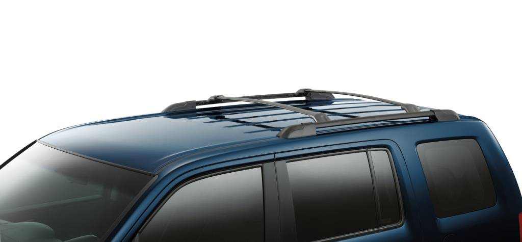 Roof Rack Crossbars (Pilot) Click To Enlarge